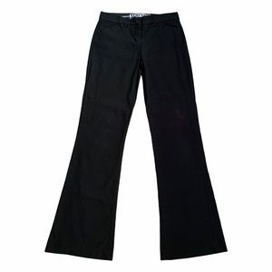 Steve and Barry's Black Pants Work Trousers 4